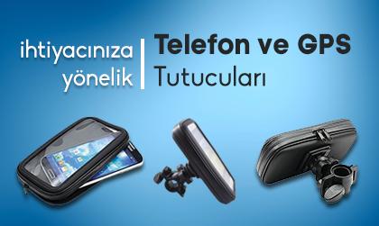 TELEFON / GPS TUTUCU
