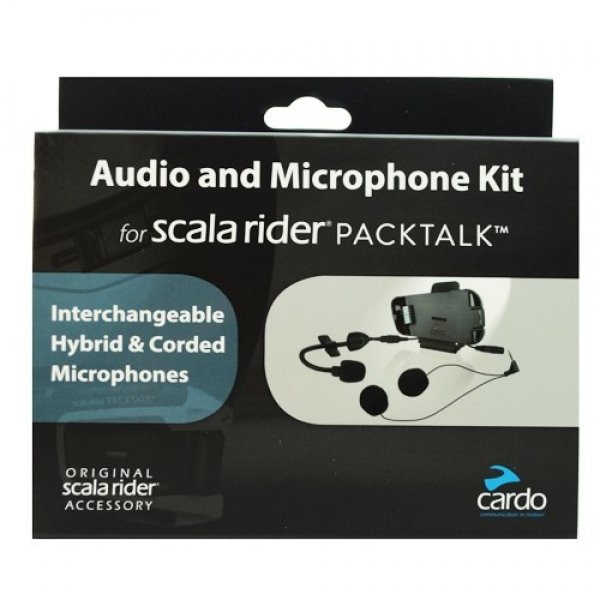 CARDO SRAK0032 (PACKTALK-SMARTPACK) AUDIO VE MIKROFON SET