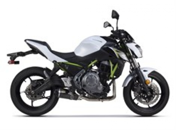 Kawasaki Z650 (17-18) S1R Karbon Full Egzoz