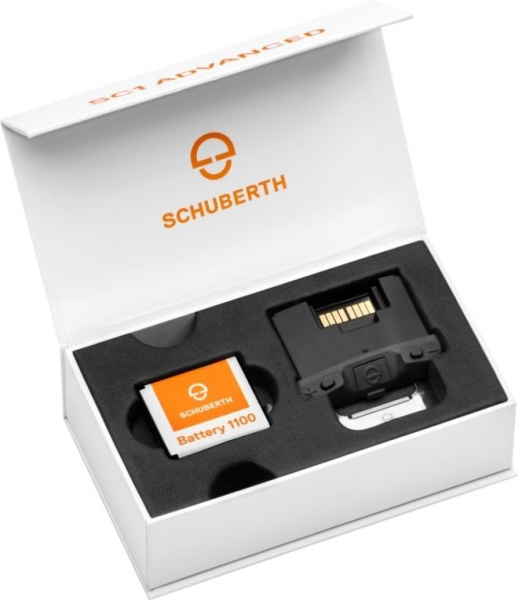 SC1 ADVANCED Bluetooth System (C4 / C4 Pro ve R2 Kasklar İçin)