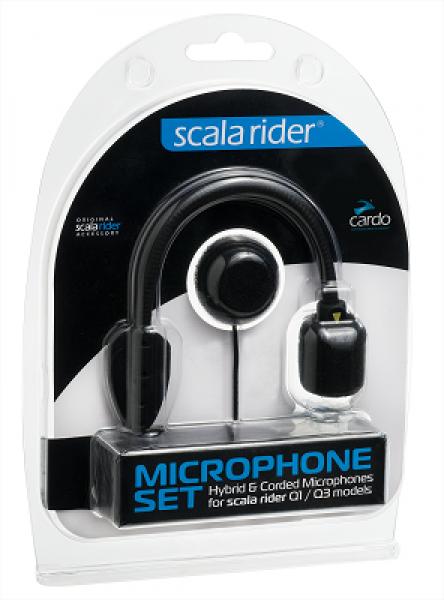 CARDO SPQ13001 MIKROFON SET HYBRID CORDED (Q1-Q3
