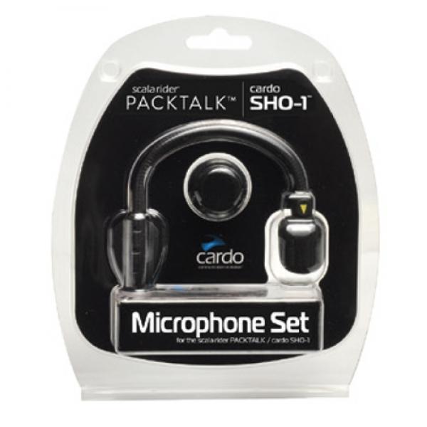 CARDO SPSH0002 MİKROFON SET (PACKTALK-SMARTPACK-FREECOM-SHO-1)