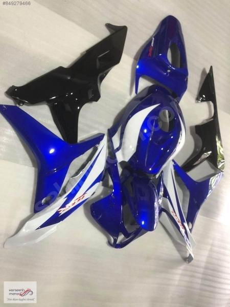 2007-2008 HONDA CBR 600 RR GRENAJ SETİ Mavi-Beyaz