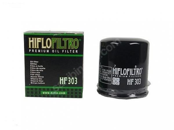 HF303 HIFLO 2007-2009 Kawasaki Z 750 S z 750s hiflo yağ filtresi