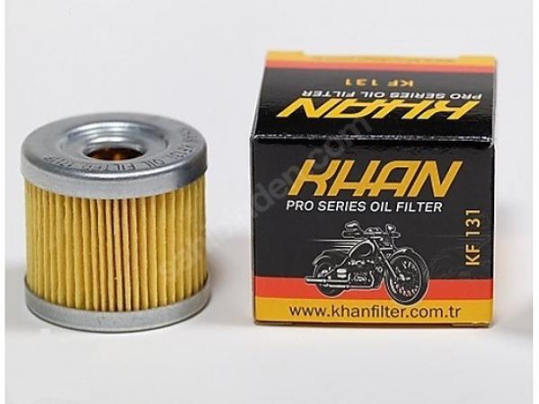 KF131 KHAN yağ filtresi 2009-2015 Hyosung GT 250 R yağ filtresi
